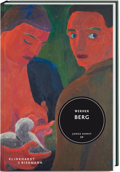 Cover für Werner Berg