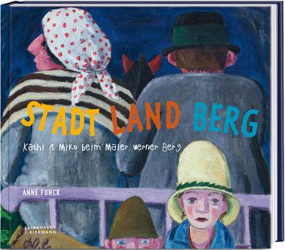 Cover für Stadt Land Berg