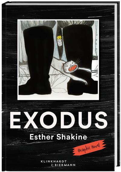 Cover für Exodus
